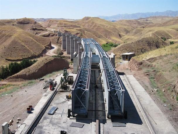 خبرهای ناامید کننده از راه آهن تبریز- بستان آباد