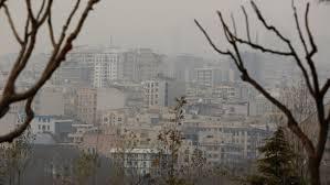 افزایش سقط جنین و مرگ های ناشی از آلودگی هوا در کلان شهرها