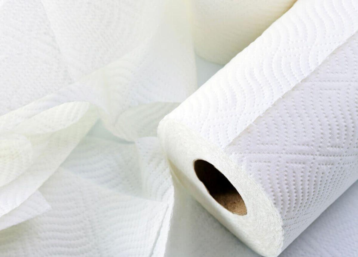 گرانی درایستگاه کاغذ دستمال