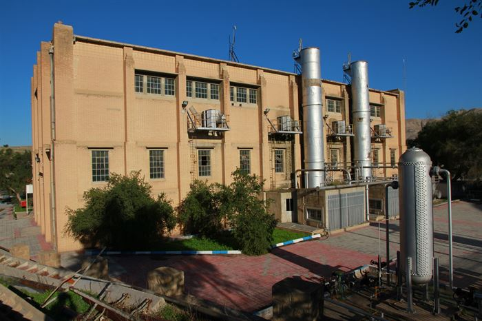 کارخانه برق ۱۱۲ ساله در ایران