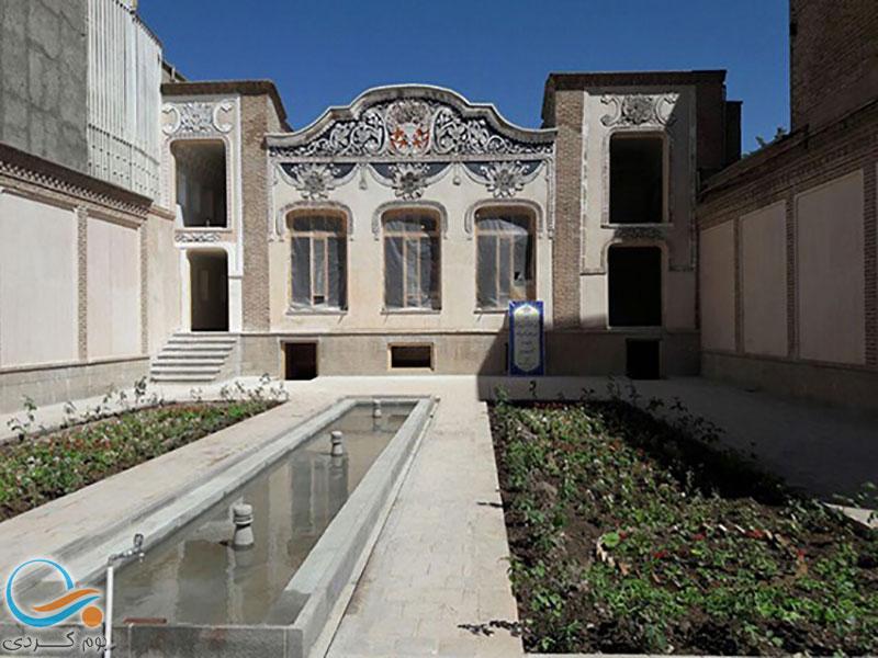 موزه مطبوعات در قلب تبریز